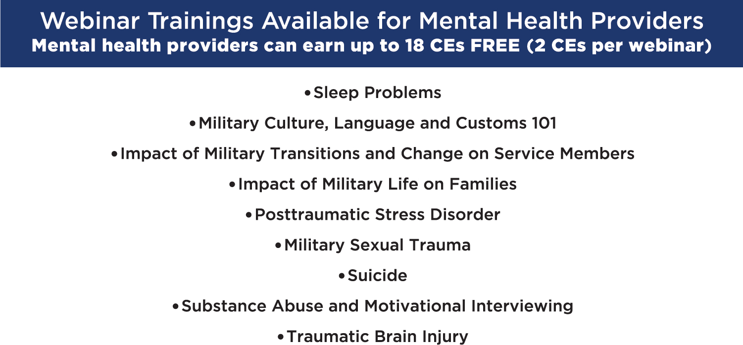 Webinar Trainings for Mental Health Providers_final